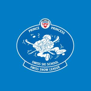 Prince Princess Blue Ski