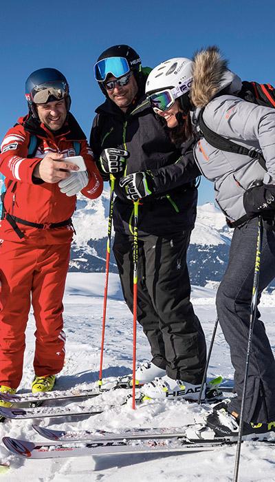 Skitouring, Freeride, Backcounter