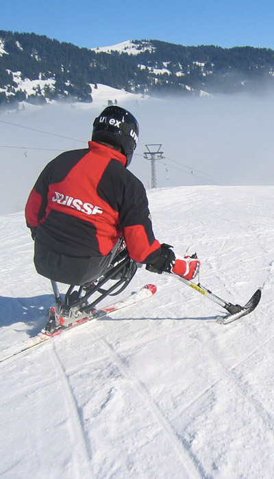 Snow Sports for People with Disabilities