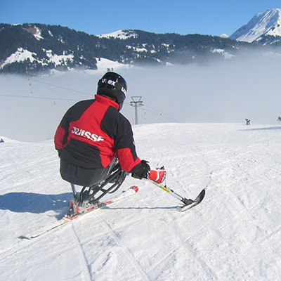 Snowsports for People with disabilities