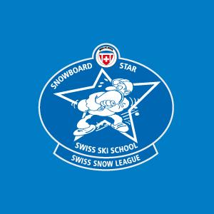 Star Blue Snowboard