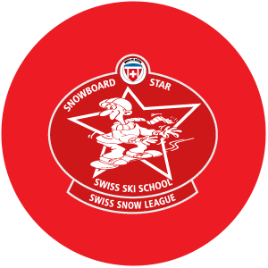 Star Red Snowboard