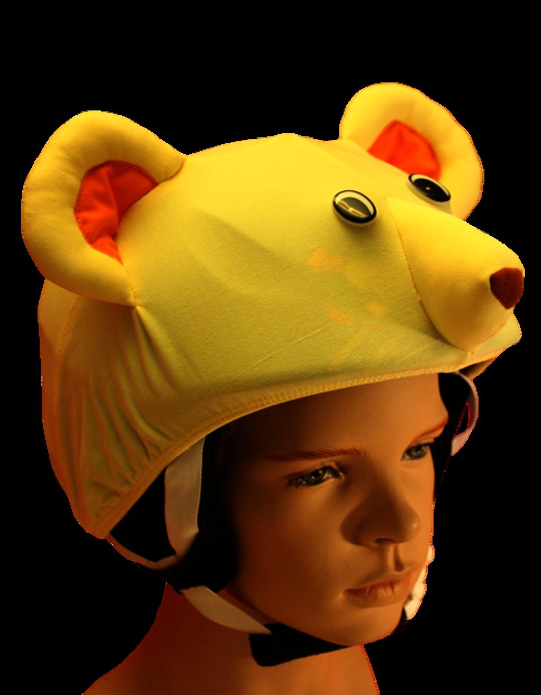Helmet cover Bear