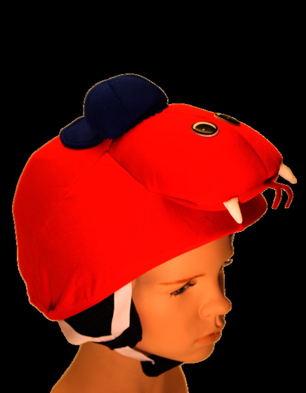 Helmet cover Snake