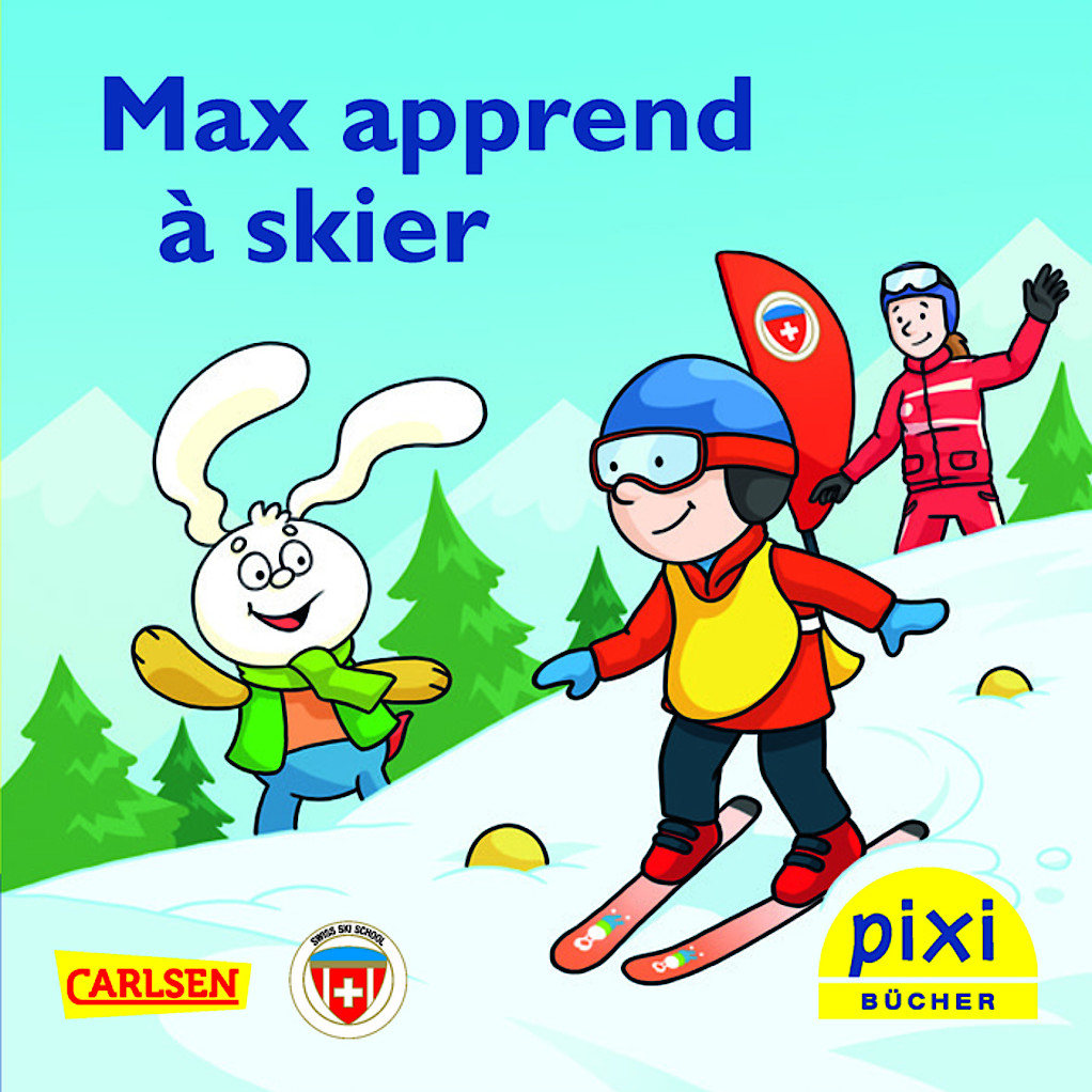 Pixi Booklet French