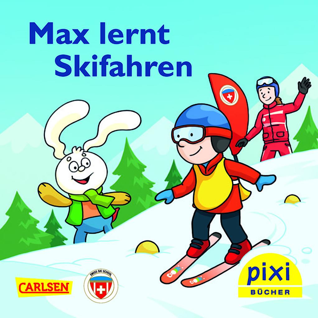Pixi Booklet German