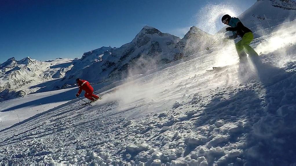 Ski - Improve your technique
