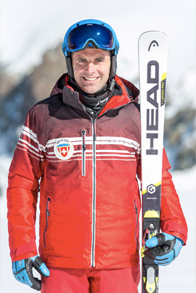 Swiss Ski School Instructor